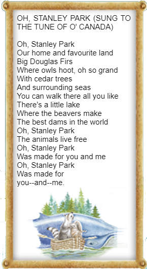 Stanley Park Song